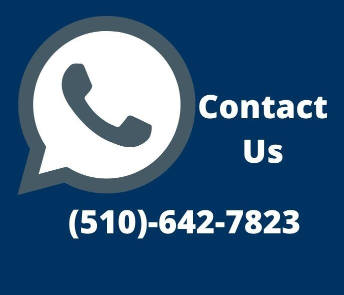 Contact Us- 510-642-7823