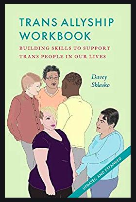 Trans Allyship Workbook Information Link