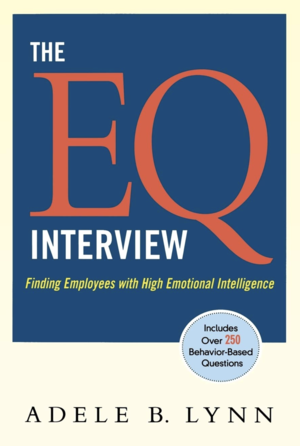 The EQ Interview Book Cover- hyperlinked to UC Berkeley library website